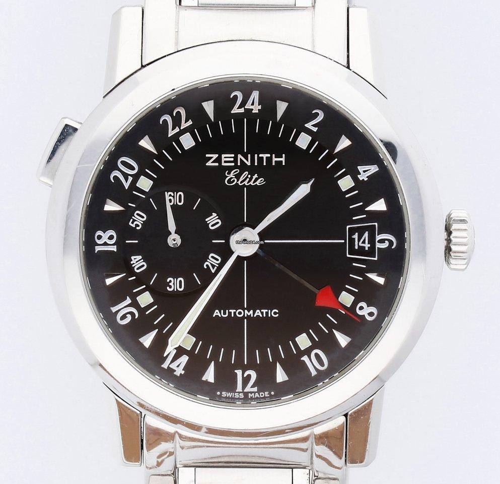 Zenith Port Royal 01/02.0450.682 usados