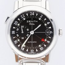 Zenith 01/02.0450.682 Acier Port Royal 39mm occasion