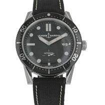 Ulysse Nardin Diver Chronometer Steel 42.2mm Black United States of America, Florida, Sarasota