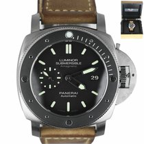 Panerai Luminor Submersible 1950 3 Days Automatic Titanium 47mm Black United States of America, New York, Smithtown
