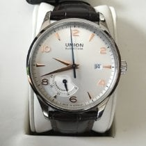 Union Glashütte Noramis Power Reserve Steel 40mm Silver