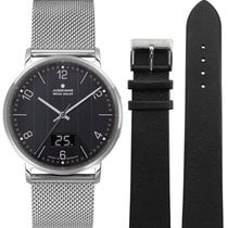Junghans Milano 056/4628.44 Nowy Stal 39mm Kwarcowy