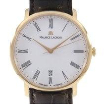 Maurice Lacroix Les Classiques Tradition 38mm Weiß