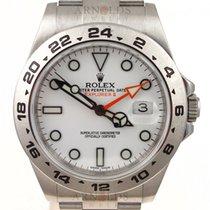 Rolex Explorer II 216570 2012 occasion