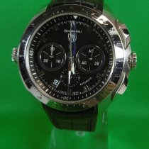 TAG Heuer SLR Steel 45mm Black No numerals