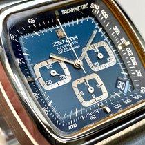 Zenith El Primero Chronograph Steel Blue No numerals