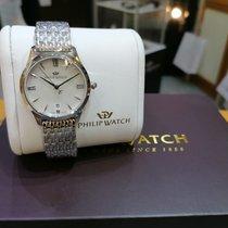 Philip Watch Acier 32mm R8253208504 nouveau