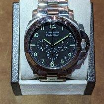 Panerai Luminor Chrono Titanium 40mm Black Arabic numerals United States of America, California, SAN DIEGO