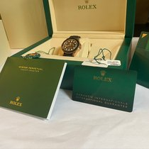 Rolex Yacht-Master 37 Rose gold 37mm Black No numerals United States of America, Massachusetts, sunderland