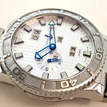 Ulysse Nardin pre-owned Automatic Silver