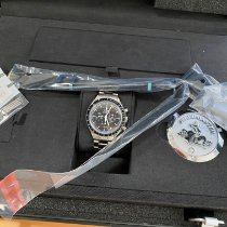 Omega Speedmaster Professional Moonwatch 311.30.42.30.01.006 Não usado Aço 42mm Corda manual Brasil, São Paulo