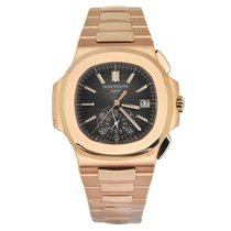 Patek Philippe Rose gold 40.5mm Automatic 5980/1R-001 new United States of America, New York, New York