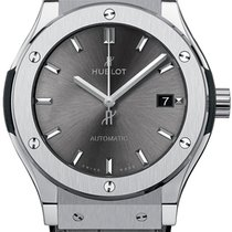 Hublot Classic Fusion Racing Grey Titanium 45mm Grey No numerals United States of America, New York, New York