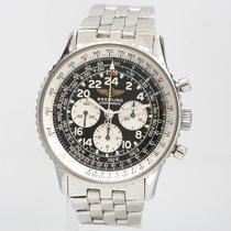 Breitling Navitimer Cosmonaute Steel 41mm Black Arabic numerals United States of America, California, Sherman Oaks