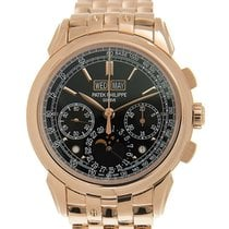 Patek Philippe Perpetual Calendar Chronograph new 2020 Manual winding Chronograph Watch with original box and original papers 5270/1R-001