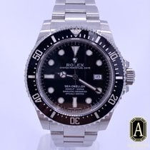 Rolex Sea-Dweller 4000 Steel 40mm Black No numerals United States of America, California, Beverly Hills