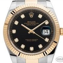 Rolex 126333 Gold/Stahl 2020 Datejust 41mm neu Deutschland, Stuttgart