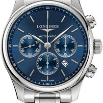 Longines Steel 44mm Automatic L2.859.4.92.6 L28594926 new United States of America, New York, Airmont