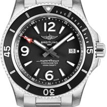 Breitling Superocean 44 Steel 44mm Black Arabic numerals United States of America, California, Moorpark