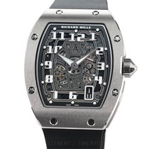 Richard Mille Titanium 39mm Automatic RM 67-01 pre-owned United States of America, New York, New York