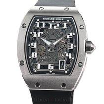 Richard Mille RM 67 Titanium 39mm Transparent Arabic numerals