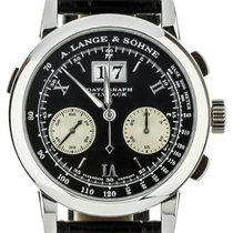A. Lange & Söhne Datograph 39.5mm Black United States of America, Illinois, BUFFALO GROVE