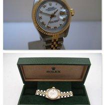 Rolex 69173 Goud/Staal 1990 Lady-Datejust 26mm tweedehands Nederland, Rotterdam