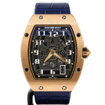 Richard Mille RM 67 Or rose Transparent