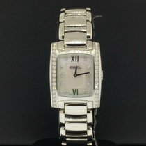 Ebel Brasilia Steel 24mm Mother of pearl Roman numerals United States of America, New York, New York
