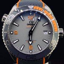 Omega 215.92.44.21.99.001 Titane 2018 Seamaster Planet Ocean 43.5mm nouveau