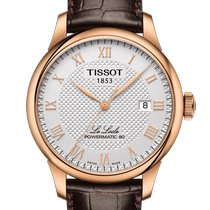 Tissot Le Locle Steel 39.3mm Silver Roman numerals United States of America, Massachusetts, Florence