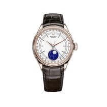 Rolex Cellini Moonphase Roségoud Wit