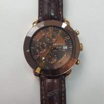 Century Red gold 44mm Automatic 648.2.D.60i.72.40D.CJM pre-owned