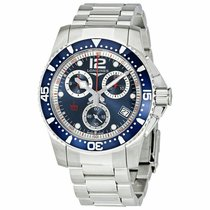 Longines HydroConquest Steel 44mm Blue United States of America, Florida, Sarasota