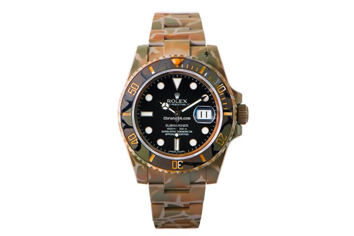 Rolex Submariner Date 116610 2021 new