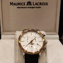 Maurice Lacroix Les Classiques Phases de Lune Steel 40mm Silver (solid)