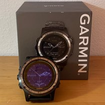 Garmin Titanium 51mm Automatic 010-01733-33 pre-owned