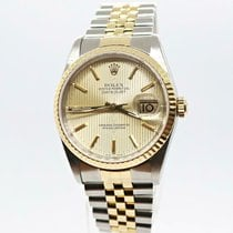 Rolex 16233 Gold/Steel 1980 Datejust 36mm pre-owned United States of America, Florida, Naples