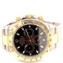 Rolex Daytona 116523 Very good Gold/Steel 40mm Automatic United States of America, California, SAN DIEGO