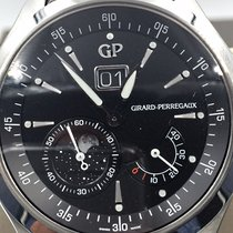 Girard Perregaux Traveller Steel 44mm Black United States of America, Texas, Houston