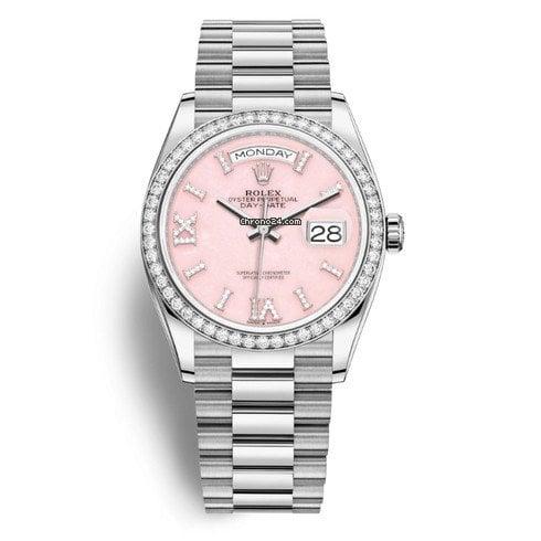Rolex Day-Date 36 128349RBR 2020 nouveau