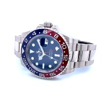 Rolex GMT-Master II White gold 40mm Blue No numerals United States of America, California, Beverly Hills