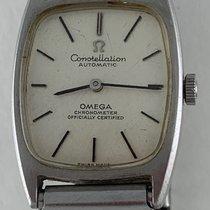 Omega Constellation Ladies Steel 23mm Silver United States of America, California, Woodland Hills