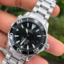 Omega Seamaster Diver 300 M 22525000 Very good Steel 36mm Automatic Thailand