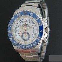 Rolex Yacht-Master II Staal 44mm Wit Nederland, Maastricht