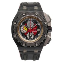 Audemars Piguet Royal Oak Offshore Grand Prix Углерод 44mm Черный