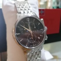 Tissot Tradition new 2020 Quartz Chronograph Watch with original box and original papers T063.617.11.067.00