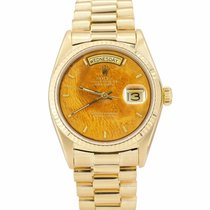 Rolex Day-Date 36 Yellow gold 36mm United States of America, New York, Massapequa Park