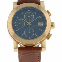 Girard Perregaux GP 7000 Rose gold 38mm Blue United States of America, Florida, Sarasota