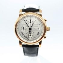 Montblanc Rose gold Chronograph Star pre-owned United States of America, Florida, Naples